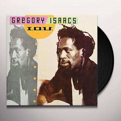 Gregory Isaacs I.O.U. Vinyl Record