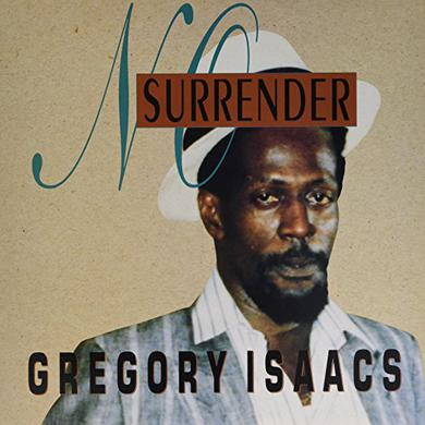 Gregory Isaacs NO SURRENDER Vinyl Record
