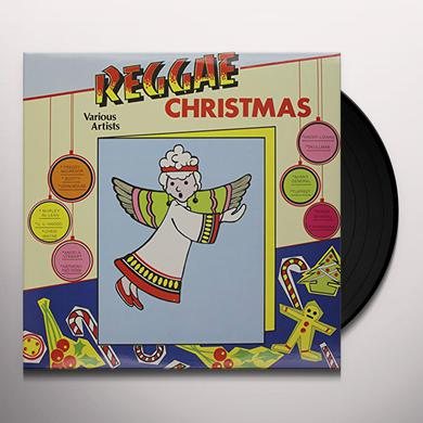 REGGAE CHRISTMAS / VARIOUS Vinyl Record
