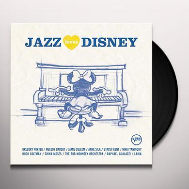 JAZZ LOVES DISNEY / VARIOUS Vinyl Record
