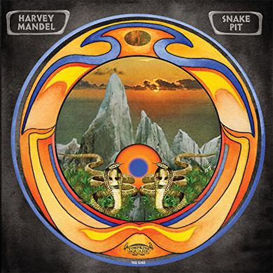 Harvey Mandel SNAKE PIT Vinyl Record