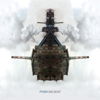 Phish BIG BOAT Vinyl Record