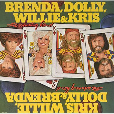 Willie Nelson / Dolly Parton WINNING HAND Vinyl Record
