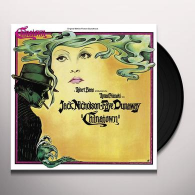 Jerry Goldsmith CHINATOWN / O.S.T. Vinyl Record - Remastered