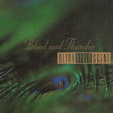 Ultra Vivid Scene BLOOD & THUNDER (JOHN CALE'S WINTER SONG) Vinyl Record