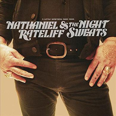 Nathaniel Rateliff & The Night Sweats LITTLE SOMETHING MORE FROM Vinyl Record