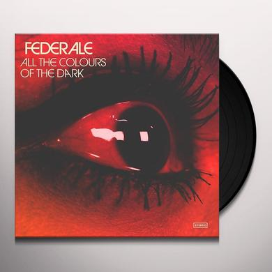 FEDERALE (OGV) (DLCD) ALL THE COLOURS OF THE DARK / O.S.T. Vinyl Record