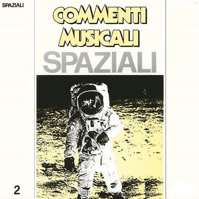 ALFALUNA (RMST) COMMENTI MUSICALI: SPAZIALI 2 Vinyl Record