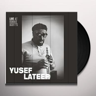 Yusef Lateef LIVE AT RONNIE SCOTT'S 15TH JANUARY 1966 Vinyl Record