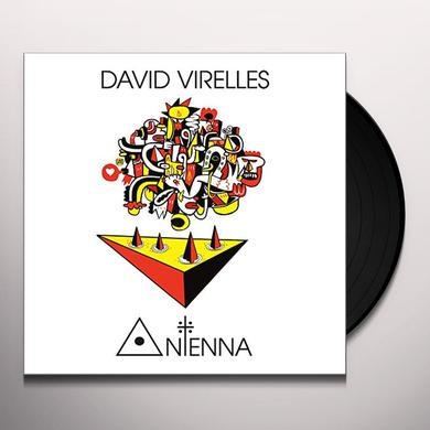 David Virelles ANTENNA Vinyl Record