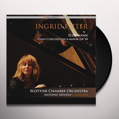 SCHUMANN / FLITER / MENDEZ SCHUMANN: PIANO CONCERTO IN A MINOR Vinyl Record