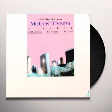 Tyner Mccoy NEW YORK REUNION Vinyl Record