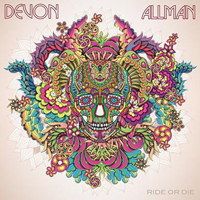 Devon Allman RIDE OR DIE Vinyl Record