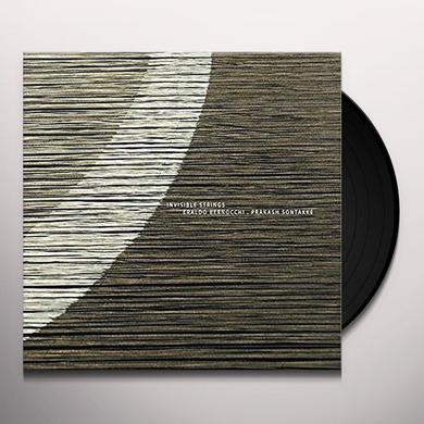 Ernaldo Bernocchi / Prakash Sontakke INVISIBLE STRINGS Vinyl Record