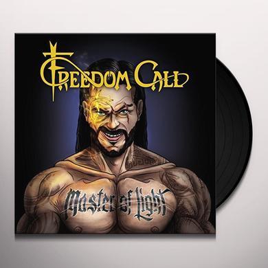 Freedom Call MASTER OF LIGHT Vinyl Record