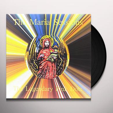 Legendary Pink Dots MARIA SESSIONS Vinyl Record