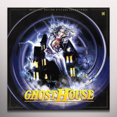 Piero Montanari GHOSTHOUSE / O.S.T. Vinyl Record