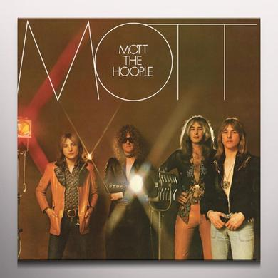 Mott The Hoople MOTT Vinyl Record - Gatefold Sleeve, White Vinyl