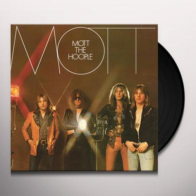 Mott The Hoople MOTT Vinyl Record - Black Vinyl, Gatefold Sleeve, 200 Gram Edition
