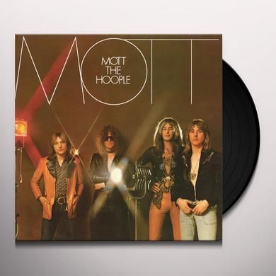 Mott The Hoople MOTT Vinyl Record - Black Vinyl, Gatefold Sleeve, 200 Gram Edition