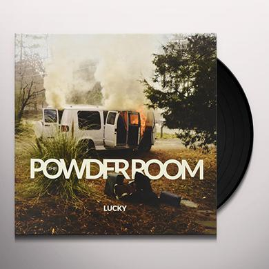 POWDER ROOM LUCKY Vinyl Record