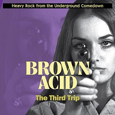 BROWN ACID: THIRD TRIP / VARIOUS Vinyl Record