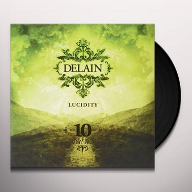 Delain LUCIDITY: 10TH ANNIVERSARY EDITION Vinyl Record