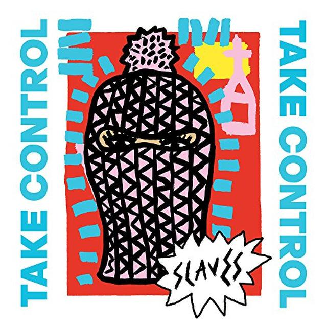 Slaves TAKE CONTROL Vinyl Record - UK Import
