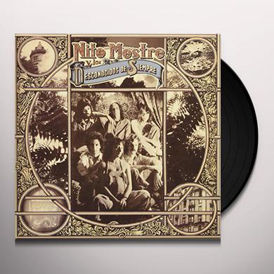 Nito Mestre / Los Desconocidos De Siempre NITO MESTRE Y LOS DESCONOCIDOS DE SIEMPRE Vinyl Record