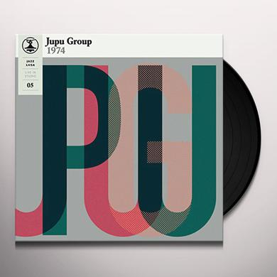 JUPU GROUP JAZZ-LIISA 5 Vinyl Record