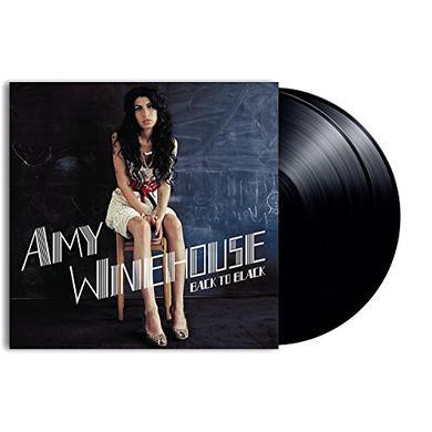 Amy Winehouse BACK TO BLACK (HALF-SPEED MASTER) Vinyl Record - UK Release