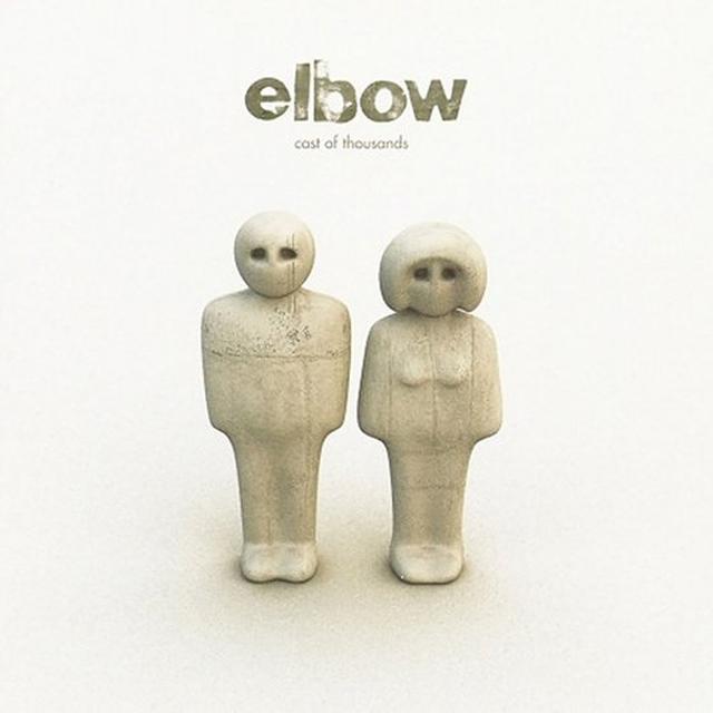 Elbow CAST OF THOUSANDS (HALF-SPEED MASTER) Vinyl Record - UK Import