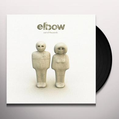 Elbow CAST OF THOUSANDS (HALF-SPEED MASTER) Vinyl Record - UK Import