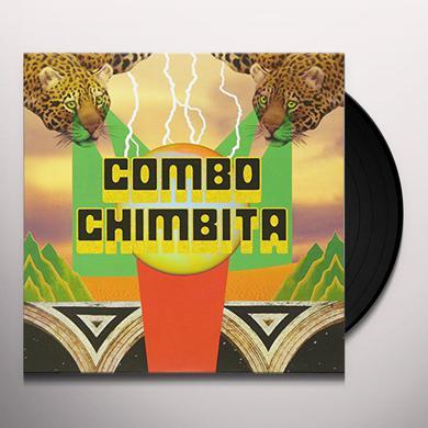 Combo Chimbita EL CORREDOR DEL JAGUAR Vinyl Record