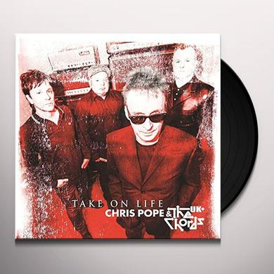 Chris Pope & The Chords TAKE ON LIFE Vinyl Record