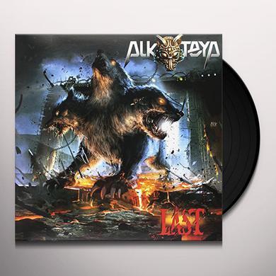 ALKATEYA LAST Vinyl Record