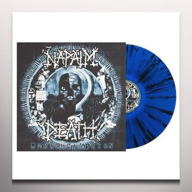 Napalm Death SMEAR CAMPAIGN (SPLATTER VINYL) Vinyl Record - Colored Vinyl, UK Import