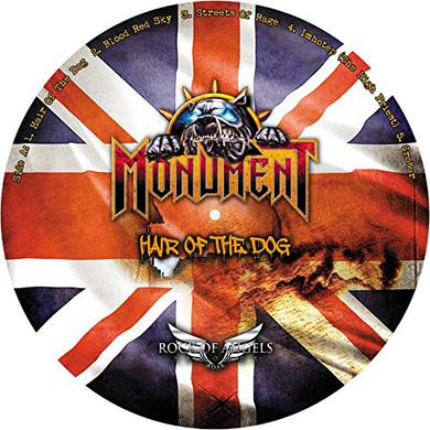 Monument HAIR OF THE DOG (LIMITED PICTURE DISC) Vinyl Record