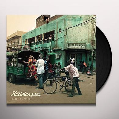 Kutimangoes MADE IN AFRICA Vinyl Record