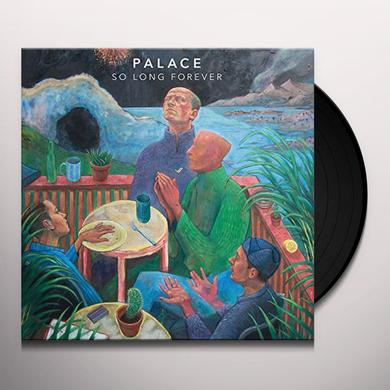 PALACE SO LONG FOREVER (HK) Vinyl Record