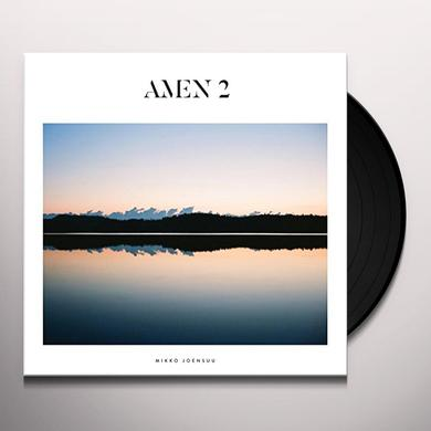 Mikko Joensuu AMEN 2 Vinyl Record - UK Import