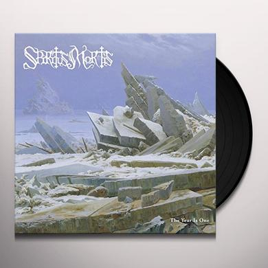 Spiritus Mortis YEAR IS ONE Vinyl Record - UK Import