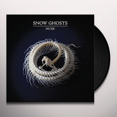 Snow Ghosts HUSK Vinyl Record - UK Import