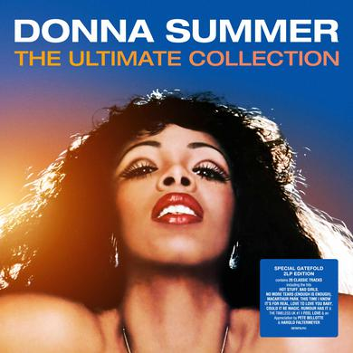 Donna Summer ULTIMATE COLLECTION Vinyl Record