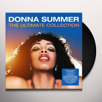 Donna Summer ULTIMATE COLLECTION Vinyl Record - UK Import