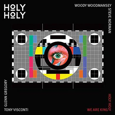 WE ARE KING / HOLY HOLY Vinyl Record