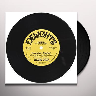 DELIGHTS VS AUDIO MONTAGE / VARIOUS (UK) DELIGHTS VS AUDIO MONTAGE / VARIOUS Vinyl Record