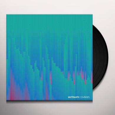 Mutemath CHANGES Vinyl Record