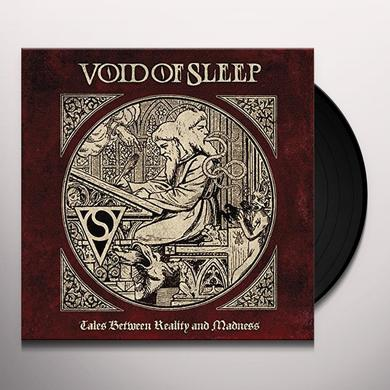 VOID OF SLEEP TALES BETWEEN REALITY & MADNESS Vinyl Record