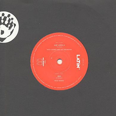 Nico Gomez AQUARELA Vinyl Record